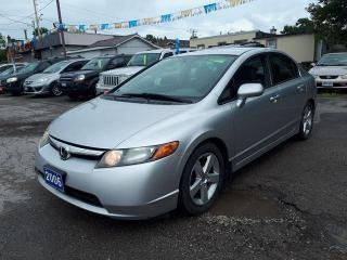 Used 2006 Honda Civic Sdn LX for sale in Oshawa, ON