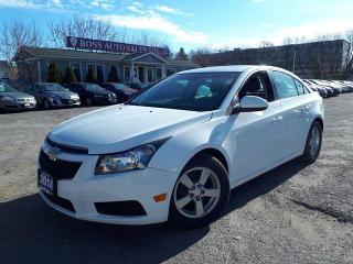 Used 2014 Chevrolet Cruze 2LT for sale in Oshawa, ON