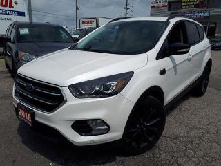 Used 2018 Ford Escape Titanium Accident Free for sale in Pickering, ON