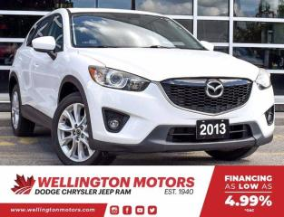 Used 2013 Mazda CX-5 GT / Bluetooth / Remote Start / Heated Seats... for sale in Guelph, ON