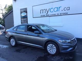 Used 2019 Volkswagen Jetta 1.4 TSI Comfortline ALLOYS, HEATED SEATS, BACKUP CAM!! for sale in Kingston, ON