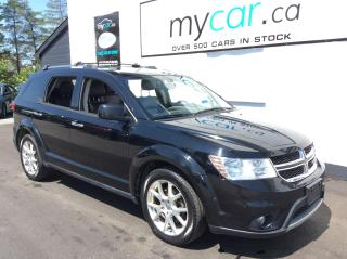 Used 2014 Dodge Journey R/T for sale in Kingston, ON
