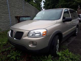 Used 2009 Pontiac Montana Sv6 w/1SA for sale in Oshawa, ON