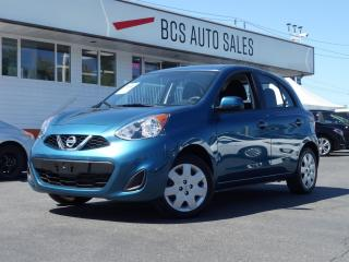 Used 2017 Nissan Micra Bluetooth, Automatic, Cruise, Power Windows, Low k for sale in Vancouver, BC