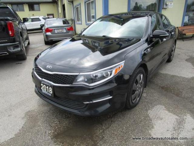 2018 Kia Optima LOADED EX EDITION 5 PASSENGER 2.4L - DOHC.. DRIVE-MODE-SELECT.. HEATED SEATS.. HEATED STEERING WHEEL.. BACK-UP CAMERA.. BLUETOOTH SYSTEM..
