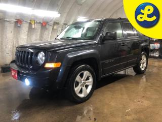 Used 2014 Jeep Patriot North 4WD * Fog lights * Tilt steering * Climate control * Hands free steering wheel controls * Cruise control * Traction control * Intermittent wiper for sale in Cambridge, ON