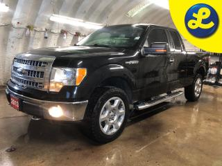 Used 2013 Ford F-150 XTR 4WD SuperCab * 6 Passenger * 6 1/2 pickup box * Phone connect * Step bars * Box insert with tie down hooks * Electronic 6 speed auto * ABS 4 wheel for sale in Cambridge, ON