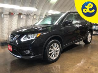 Used 2016 Nissan Rogue SV * AWD * Navigation * Double power sunroof * Power rear lift gate * Blind spot assist * Heated front seats * Phone connect * Downhill assist * Keyle for sale in Cambridge, ON