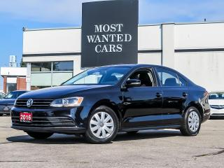 Used 2016 Volkswagen Jetta TRENDLINE|CAMERA|BLUETOOTH for sale in Kitchener, ON