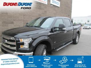 Used 2017 Ford F-150 Cab SuperCrew 4RM 145 po XLT XTR TOIT PA for sale in Gatineau, QC