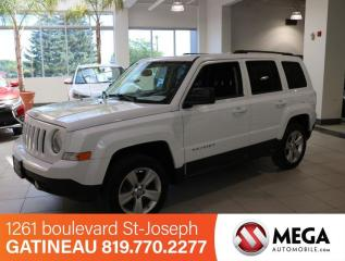 Used 2014 Jeep Patriot NORTH ED. 4X4 for sale in Gatineau, QC
