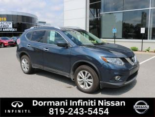 Used 2016 Nissan Rogue SV for sale in Gatineau, QC