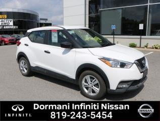 Used 2020 Nissan Kicks S for sale in Gatineau, QC