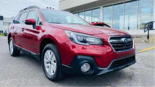 Used 2018 Subaru Outback 2.5i Touring for sale in Lévis, QC
