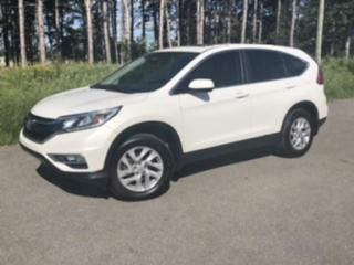 Used 2015 Honda CR-V Ex-l, cuir, camera for sale in Mirabel, QC