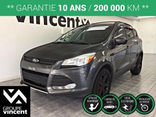 Used 2016 Ford Escape SE AWD ** GARANTIE 10 ANS ** Roulez en famille en tout confort! for sale in Shawinigan, QC