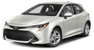 New 2020 Toyota Corolla Hatchback for sale in Stouffville, ON