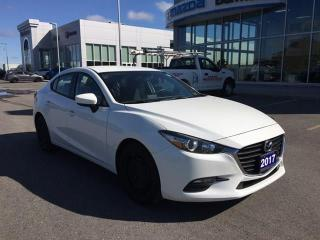 Used 2017 Mazda MAZDA3 GX AUTO  **LOW KMS** for sale in Ottawa, ON