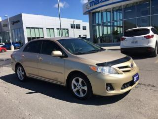 Used 2011 Toyota Corolla S for sale in Ottawa, ON