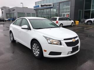 Used 2011 Chevrolet Cruze LT Turbo for sale in Ottawa, ON