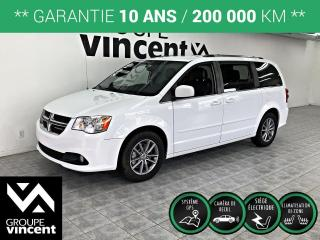 Used 2015 Dodge Grand Caravan SXT Premium Plus ** GARANTIE 10 ANS ** Une familiale qui ne sacrifie pas le plaisir se conduire! for sale in Shawinigan, QC