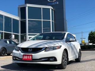 Used 2015 Honda Civic Touring for sale in Ottawa, ON