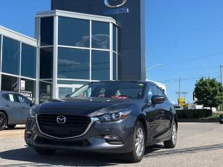 Used 2017 Mazda MAZDA3 GS SUNROOF MANUAL TRANSMISSION for sale in Ottawa, ON
