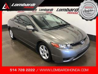 Used 2007 Honda Civic LX|COUPE|AUTOMATIQUE| for sale in Montréal, QC