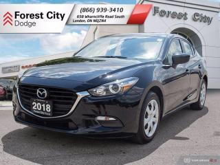 Used 2018 Mazda MAZDA3 GX | AUTOMATIC | NAVIGATION for sale in London, ON