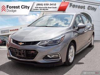 Used 2018 Chevrolet Cruze LT for sale in London, ON