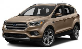 Used 2017 Ford Escape Titanium HEATED SEATS, NAVIGATION for sale in Midland, ON