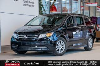Used 2016 Honda Odyssey EX-L RES DVD!! BAS MILEAGE!! for sale in Lachine, QC
