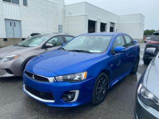 Used 2017 Mitsubishi Lancer SE LIMITED (TOIT OUVRANT) for sale in Sherbrooke, QC