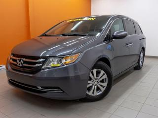 Used 2016 Honda Odyssey EX PORTES COULISS ÉLECT SIÈGES CHAUFF CAMÉRA *DVD* for sale in Mirabel, QC