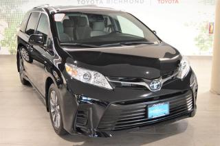 Used 2020 Toyota Sienna LE AWD 7-Passenger V6 for sale in Richmond, BC