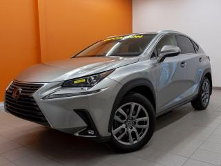 Used 2018 Lexus NX NX 300 AWD TOIT RÉG ADAPT ALERTE ANGLE MORT *CUIR* for sale in Mirabel, QC
