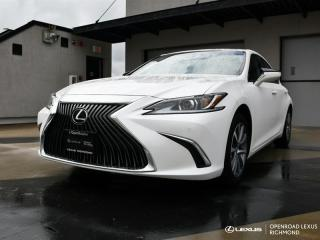 Used 2019 Lexus ES 350 8A for sale in Richmond, BC
