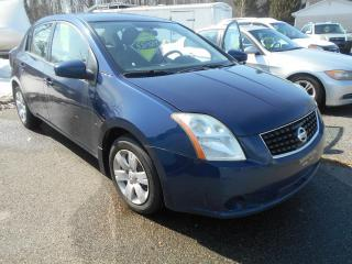 Used 2009 Nissan Sentra for sale in Sorel-Tracy, QC