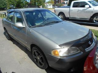 Used 2003 Nissan Sentra Berline 4 portes GXE, boîte automatique for sale in Sorel-Tracy, QC