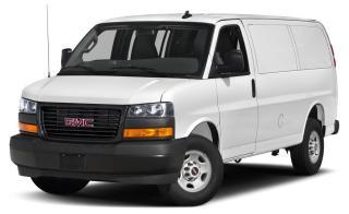 New 2020 GMC Savana 2500 Work Van for sale in Tilbury, ON