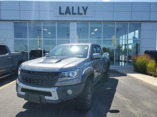 New 2021 Chevrolet Colorado ZR2 for sale in Tilbury, ON