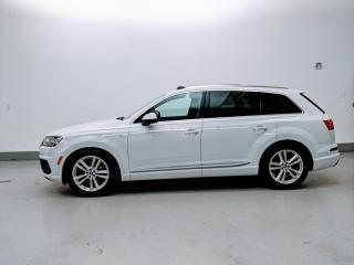 Used 2017 Audi Q7 TECHNIK/BANG&OLUFSEN/SOFT CLOSING DOORS/MASSAGE SEATS! for sale in Toronto, ON