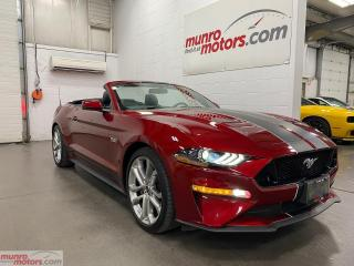 Used 2019 Ford Mustang GT PREMIUM CONVERTIBLE for sale in St. George, ON