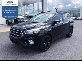Used 2017 Ford Escape TITANIUM CUIR TOIT NAV ENS SPORT 2.0l for sale in Victoriaville, QC