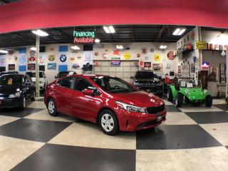 Used 2017 Kia Forte 2.0L LX 5 SPEED BLUETOOTH BACKUP CAMERA ONLY 29K for sale in North York, ON