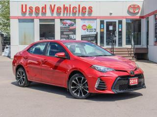 Used 2019 Toyota Corolla LE CVT for sale in North York, ON
