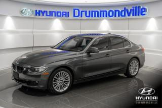 Used 2014 BMW 3 Series 328 XDRIVE LUXURY + GARANTIE + TOIT + CU for sale in Drummondville, QC