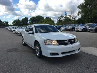 Used 2013 Dodge Avenger SXT .  Excellent condition! Extra set winter tires/rims. for sale in London, ON