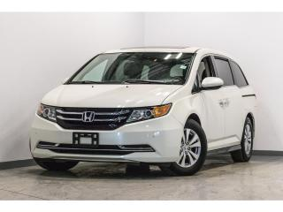 Used 2016 Honda Odyssey EX-L CUIR TOIT PANO for sale in Brossard, QC