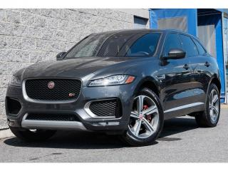 Used 2018 Jaguar F-PACE S AWD GPS TOIT PANO for sale in Brossard, QC